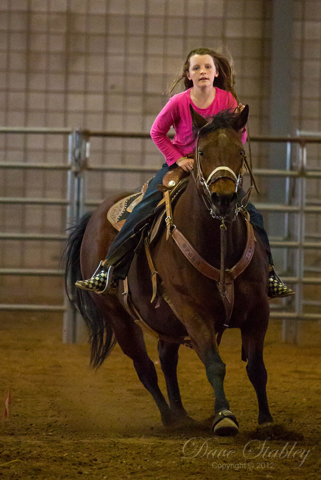 Barrel Racing-7089