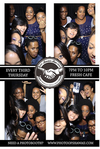 Barter Bar - June 2013 (Stand Up Photo Booth)