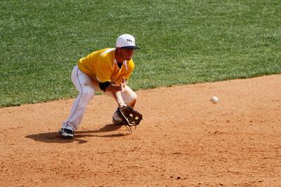 NKU Men's Baseball vs Bellarmine 2012