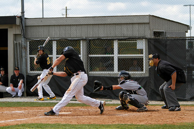 NKU Men's Baseball vs Quincy 2012