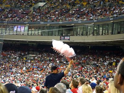 Candy Man (RFK Stadium - Washington Nationals)