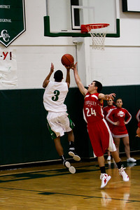 Bethel Men's Basketball vs Twin Valley South 2011-2012