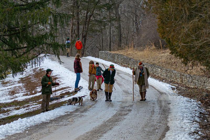 Strathalbyn Winter Hunt