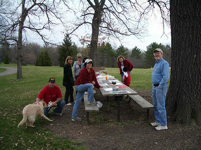 Bassett Creek Cleanup 2007