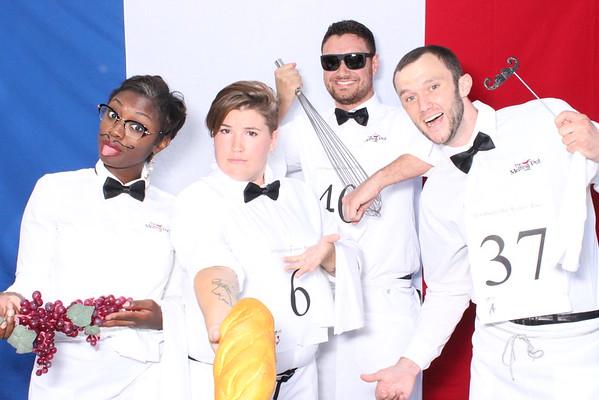 Bastille Day Waiters Race 2016