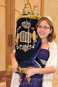 Bat Mitzvah of Ilana Levy