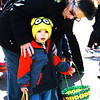 Diane Raver | The Herald-Tribune<br /> This young man was ready to hunt for eggs.