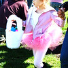 Diane Raver | The Herald-Tribune<br /> This pretty ballerina found a whole basket of eggs.