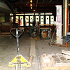 Debbie Blank | The Herald-Tribune<br /> The lobby doors between the auditorium and gym will be about 9 feet closer to State Road 46, expanding the interior space. The concession stand has been relocated from between gym doors to north of the auditorium.