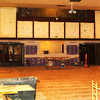 Debbie Blank | The Herald-Tribune<br /> Much work still has to be done in the auditorium. Fifty-year-old seats have been removed. Fresh curtains and a new sound system on two levels will be installed. For consistency, BHS will have its own wireless microphones for actors instead of having to rent them.