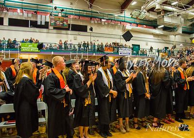 Battle Ground HS 2017 Graduation