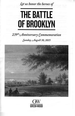 Battle of Brooklyn - 2015