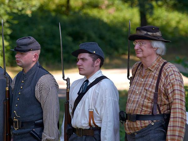 Battle of Cold Harbor Living History Reenactment