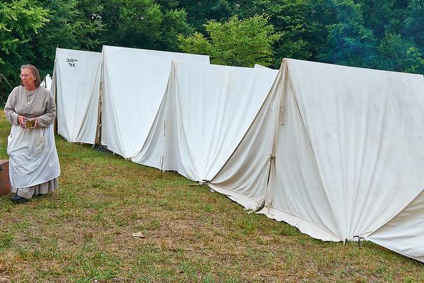 Battle of Staunton River Bridge, Virginia 150th Anniversary Battle Reenactment