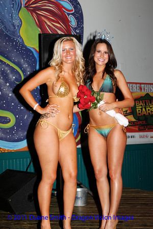 Battle of the Bars Bikini Contest 20110925