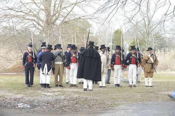 2015 Taylor Island Battle of the Ice-Mound  War of 1812