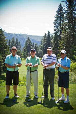 Bavarian Invitational Golf Tournament 2012