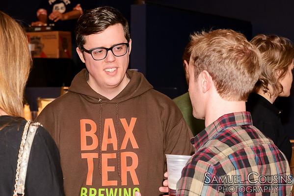 Baxter Brewing 3rd Anniversary