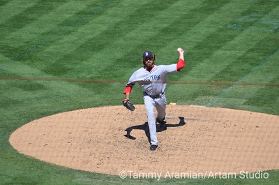 Athletics-Red Sox Sep 2012