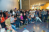 Bay Area Science Festival Zombie Night 10-25-12 :