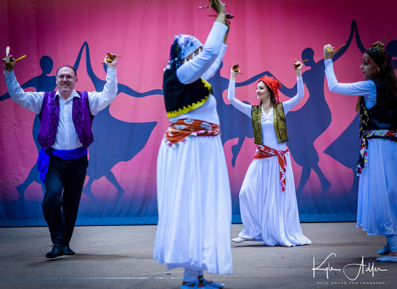 Dances of Persia and the Silk Road
