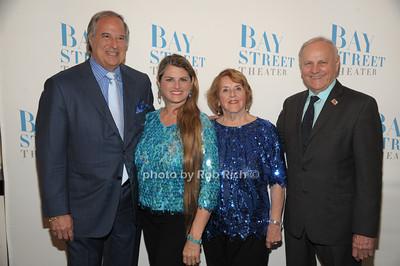 Stewart F.Lane,  Bonnie Comley, Virginia Comley, James Comley photo by Rob Rich © 2014 robwayne1@aol.com 516-676-3939