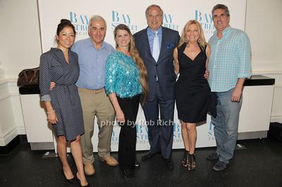 Amy Ma, Andy Sabin, Bonnie Comley, Stewart F.Lane, Debra Halpert, Dr.John Migotsky photo by Rob Rich © 2014 robwayne1@aol.com 516-676-3939