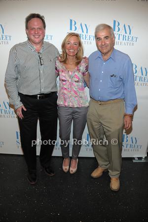 Bruce T. Sloane, Tracy Mitchell, Andy Sabin<br /> photo by Rob Rich © 2014 robwayne1@aol.com 516-676-3939