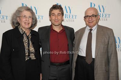 Ellen Marcus, Scott Schwartz, Jim Marcus photo by Rob Rich © 2014 robwayne1@aol.com 516-676-3939