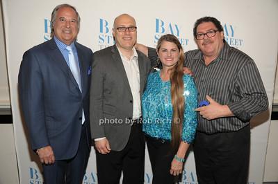 Stewart F.Lane,David Wengrod, Bonnie Comley, John Marmo photo by Rob Rich © 2014 robwayne1@aol.com 516-676-3939