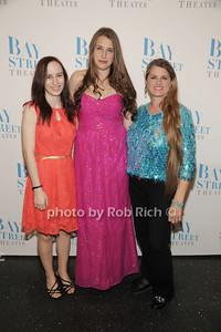 Alyssa Renzi, Leah Lane, Bonnie Comley photo by Rob Rich © 2014 robwayne1@aol.com 516-676-3939