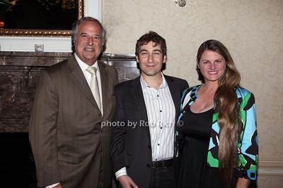Stewart F. Lane, Scott Schwartz, Bonnie Comley
