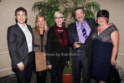 Scott Schwartz, Tracy Mitchell, Marcia Milgrom Dodge, Gary Hygom, Mary Hygom