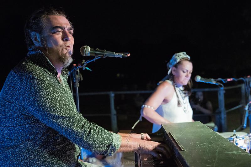 Modena blues festival 2017 - Bayou Moonshiners - 25