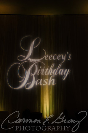 2012 Leecey's 16th Birthday Bash