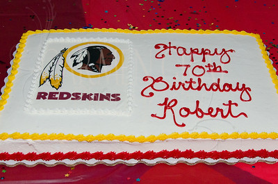2016 Robert's 70th Birthday Party