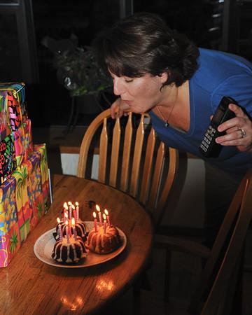 Vicki's Birthday - 2010