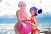 "<a href=""https://www.facebook.com/TweeNee"">Twee Nee Cosplay</a> and <a href=""https://www.facebook.com/chezahcosplay"">Chezah Cosplay</a> as Super Sonico"