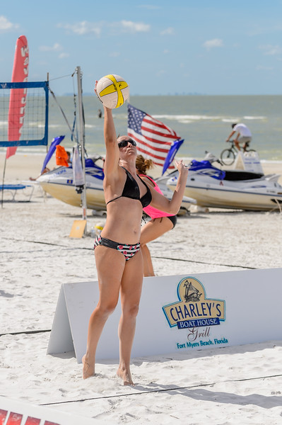 Ft. Myers Beach Volleyball Club August 5, 2012