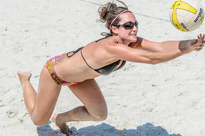 Fort Myers Beach Volleyball Club July 2012