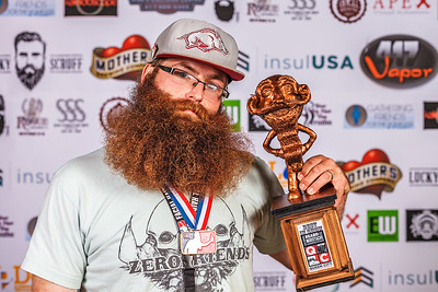 Springfield Beard Competition 2015