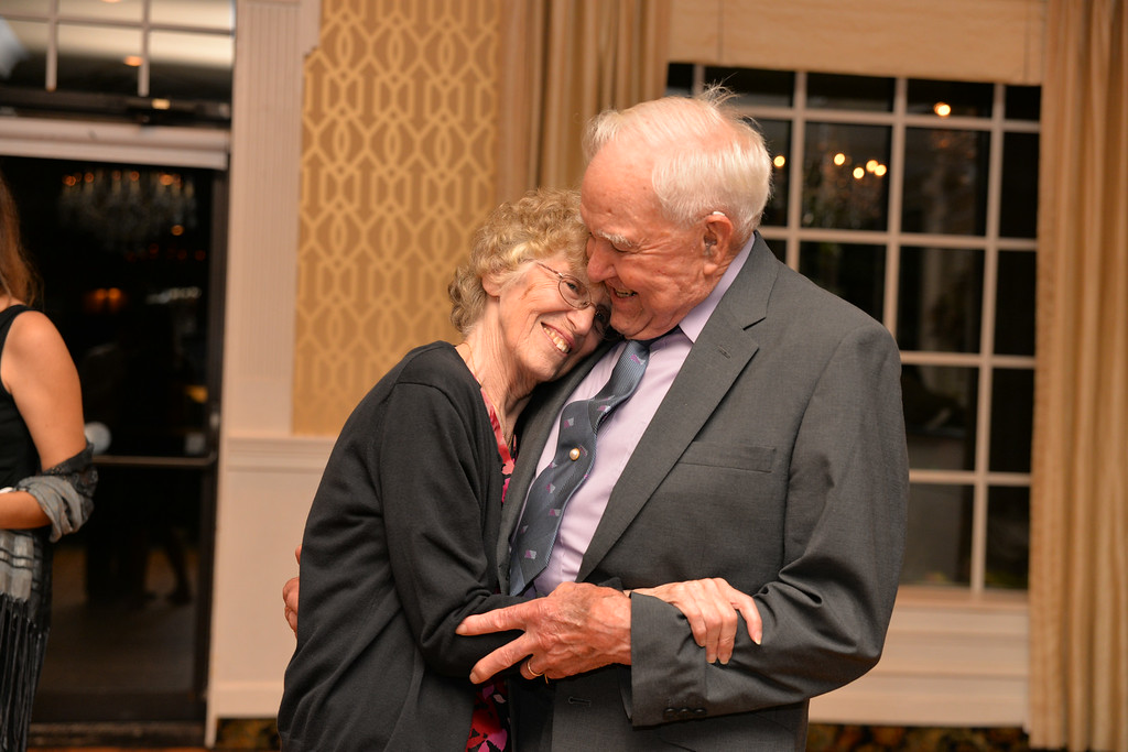 Beatrice and Gerald's 60th Anniversary