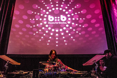 B4B Print 0204_Beats for Boobs SF Breast Cancer Benefit 2014