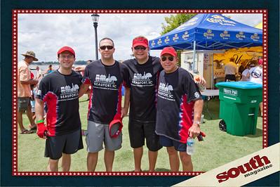 Jason Mann, Scott Manning, Stephen Murray, and Jimmy Boozer