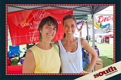 Julie Hale and Chantal Coxhead