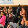 Brenda Martin Listens intently at The Fabulous Women's event , Because I'm A Girl, held on Saturday October 12 , 2013 at the Boys & Girls Club.