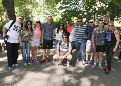 Becel Brazil Group In Central Park