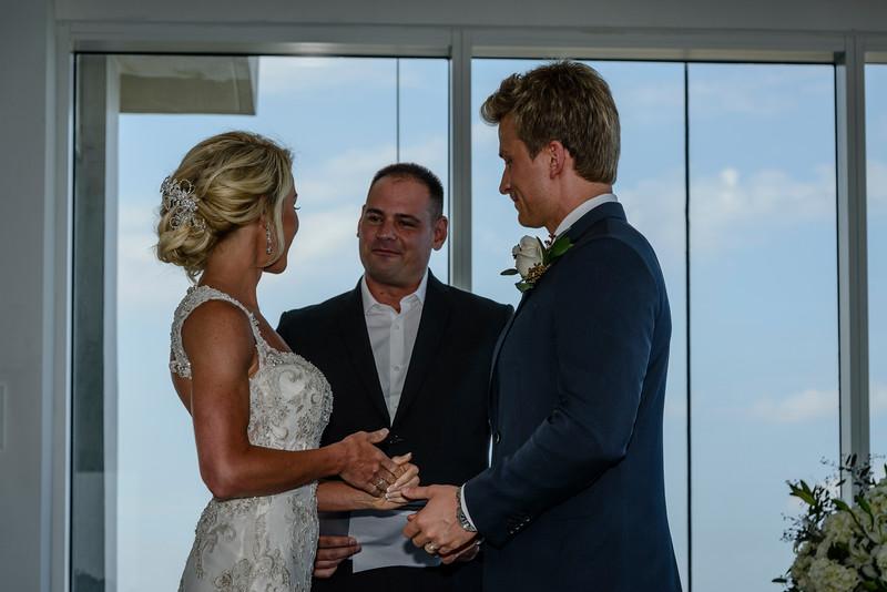 Ceremony Becky & Marcus