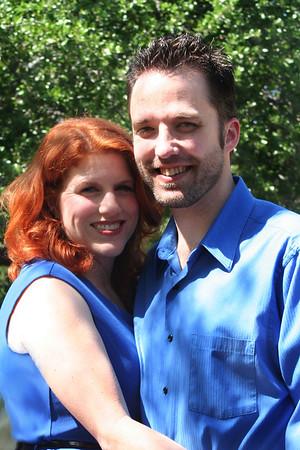 Becky & Jamie Engagement w/Blue Bonnets