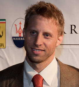 Matthew Landsberg, President of Eric Finn clothiers